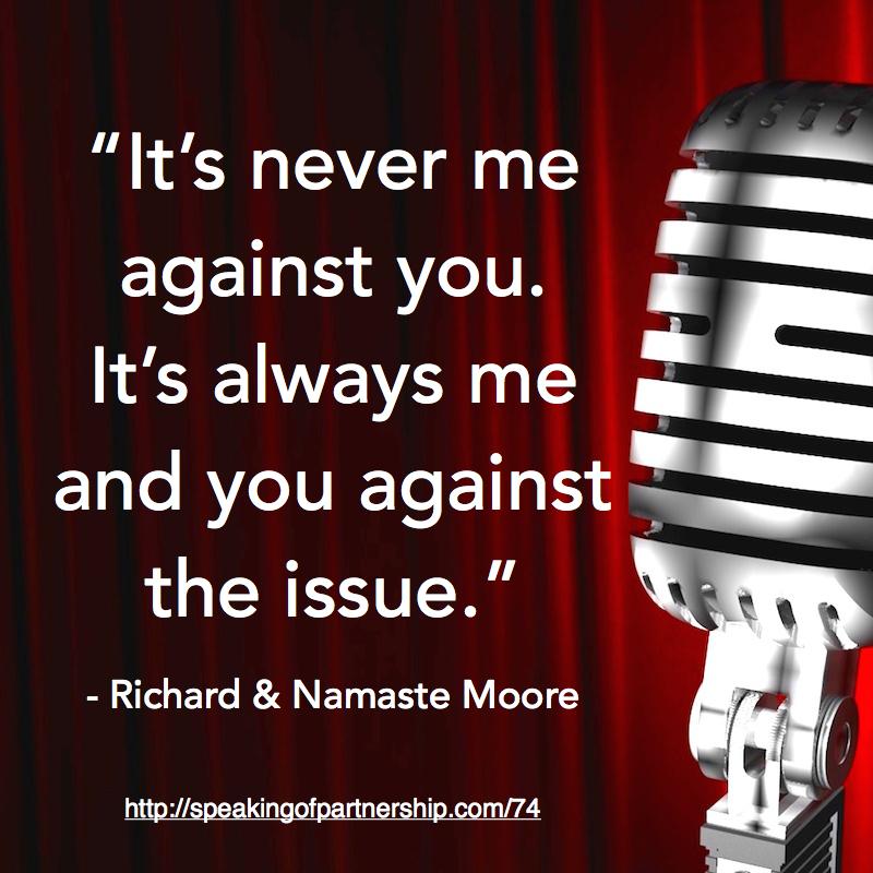 Promo Image - Richard & Namaste 4